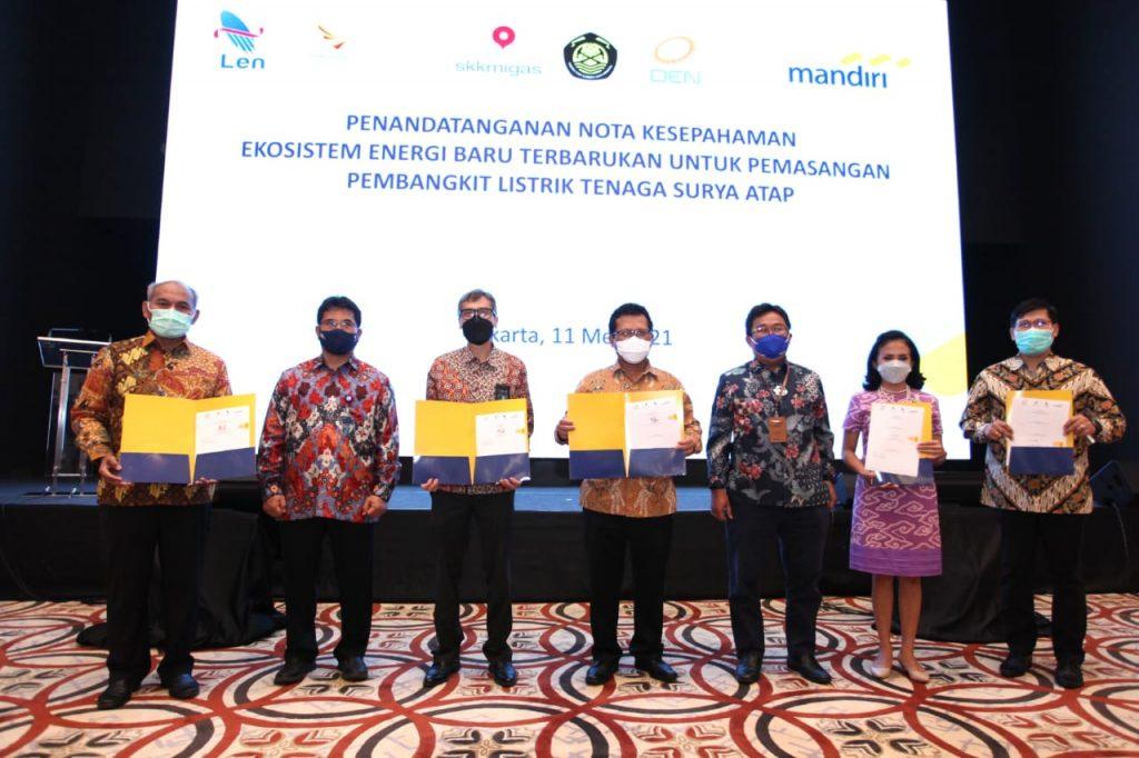 MoU National Energy Board (DEN)